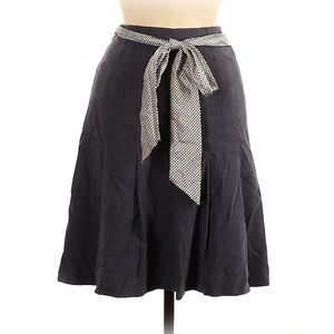 NWT Anthropologie Odille Skirt with Sash